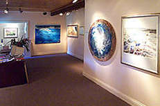 Gold Creek gallery interior
